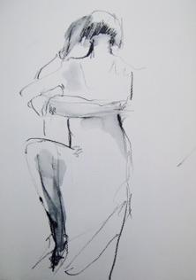 Tango Dancers II